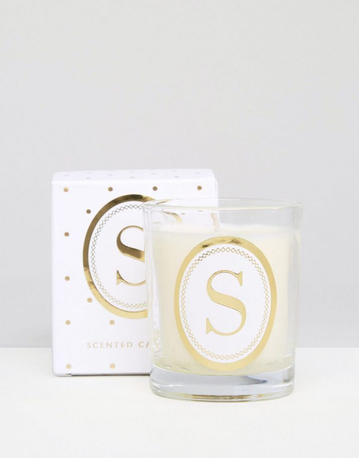 Product photo of Bombay Duck Alphabet Candle  S