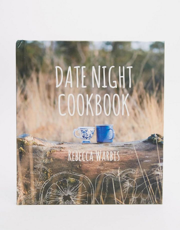 Product photo of Date Night Cook Book