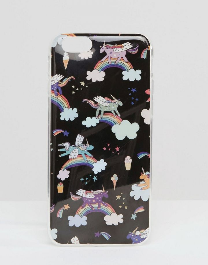 Product photo of Signature iPhone 6 Case In Unicorn Print