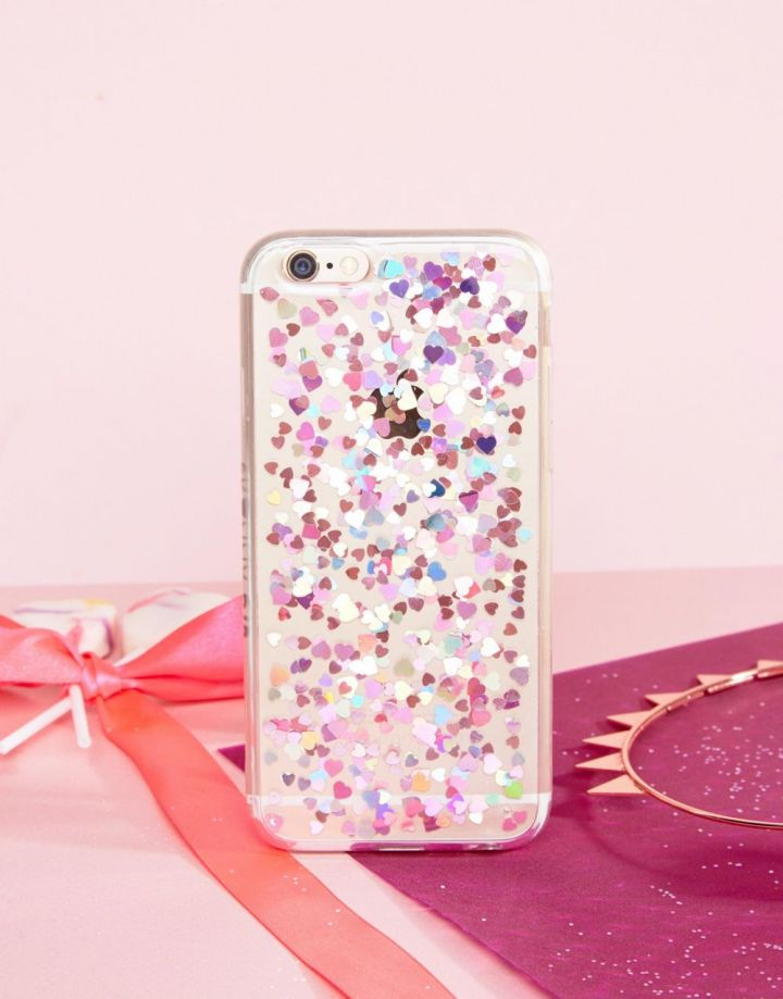 Product photo of Skinnydip Jelly Heart iPhone 66S Case