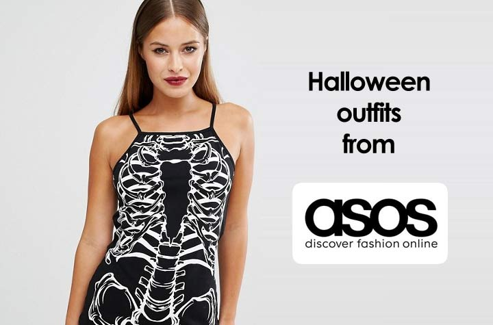 HALLOWEEN OUTFITS | GET SOME FRIGHT IN YOUR FASHIONS!