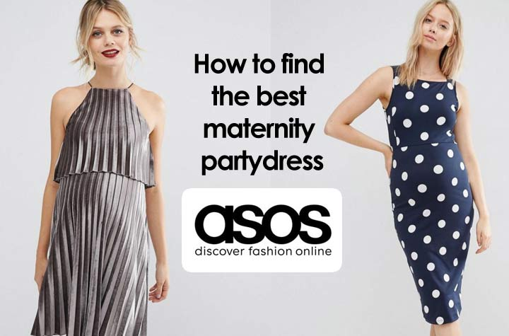 HOW TO FIND THAT PERFECT MATERNITY PARTY DRESS