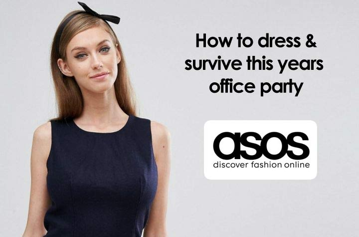 How to dress & survive this years office party