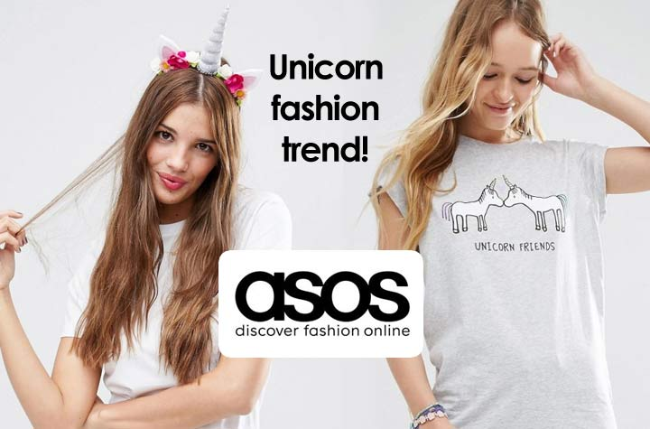 UNICORNS! FRESH FASHION TRENDS